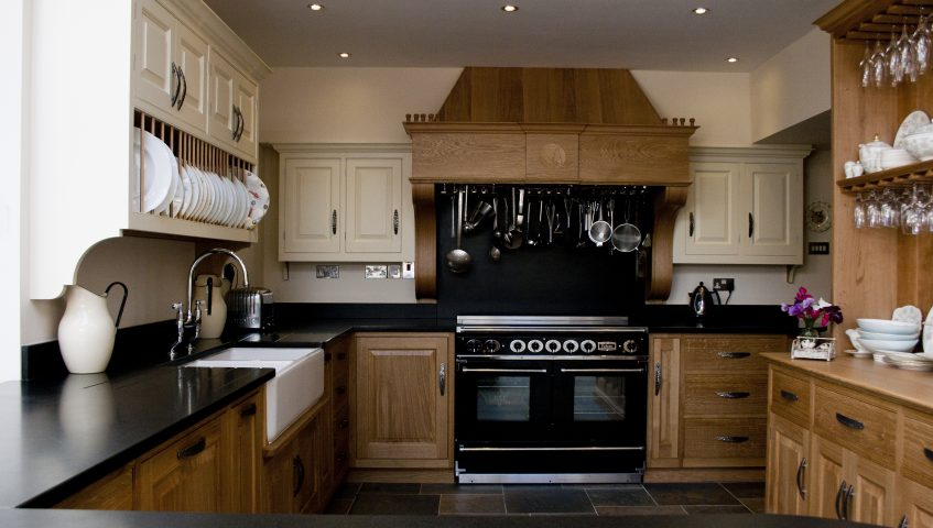 Bespoke Handcrafted Kitchen