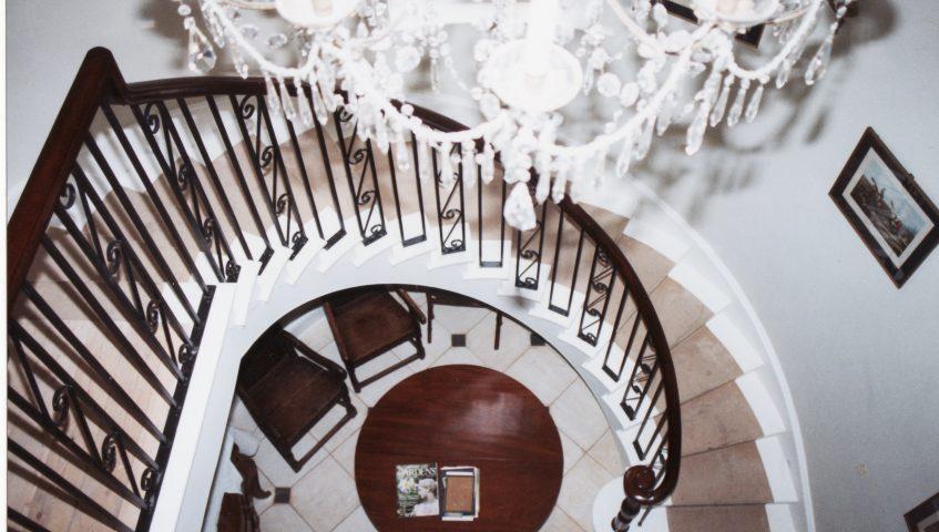 Mahogany Stair's 1