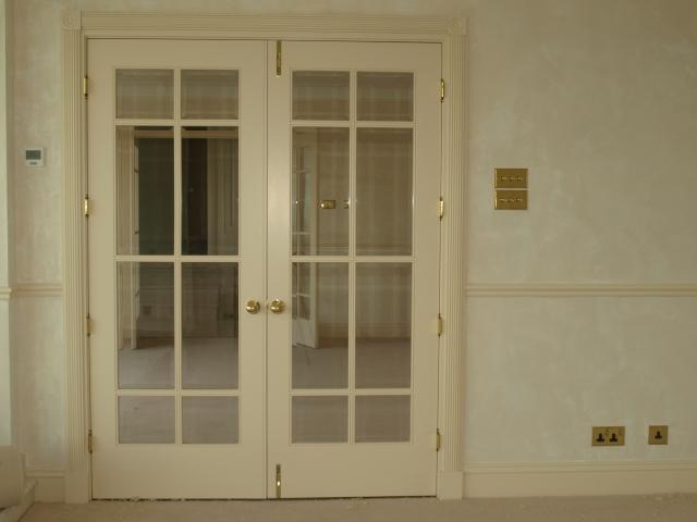 Painted Internal Doors & Frame
