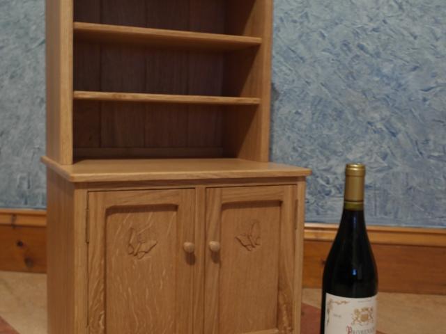 Oak Miniature Dresser Handmade Bespoke Personalised Gifts